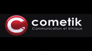 """Vidéo présentant les différents métiers présents dans l'agence Cometik, destinée à être diffusée sur le site de l'agence, ce qui justifie le format """"bannière web"""""""