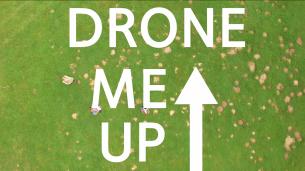 Essayage au pilotage de drone, les premiers résultats.